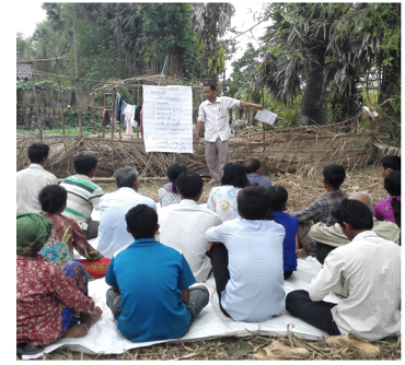 Promoting Community Forestry Management and Community Livelihood Improvement